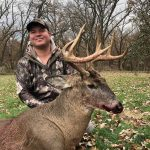 Mike Stader --  Date: 11/10/19 --  Points: 9 --  Rough Score: 120